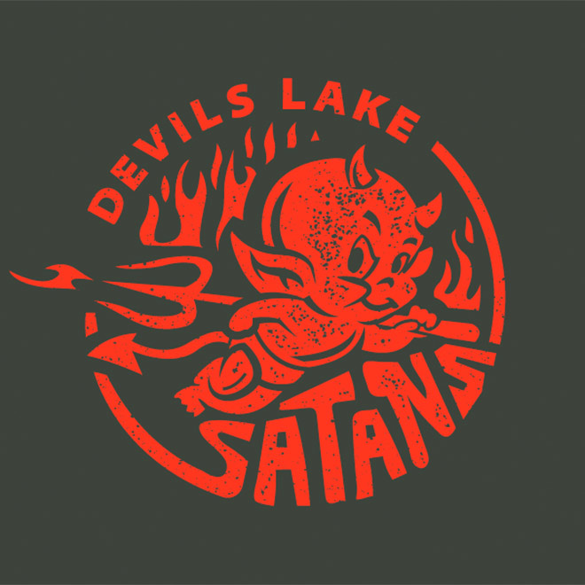 Devil's Lake Satans by Gregory Grigoriou