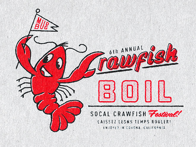Crawfish Boil by Bryce Reyes