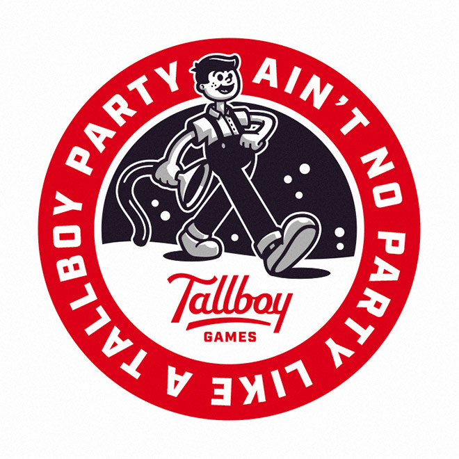 Tallboy Games by Ty