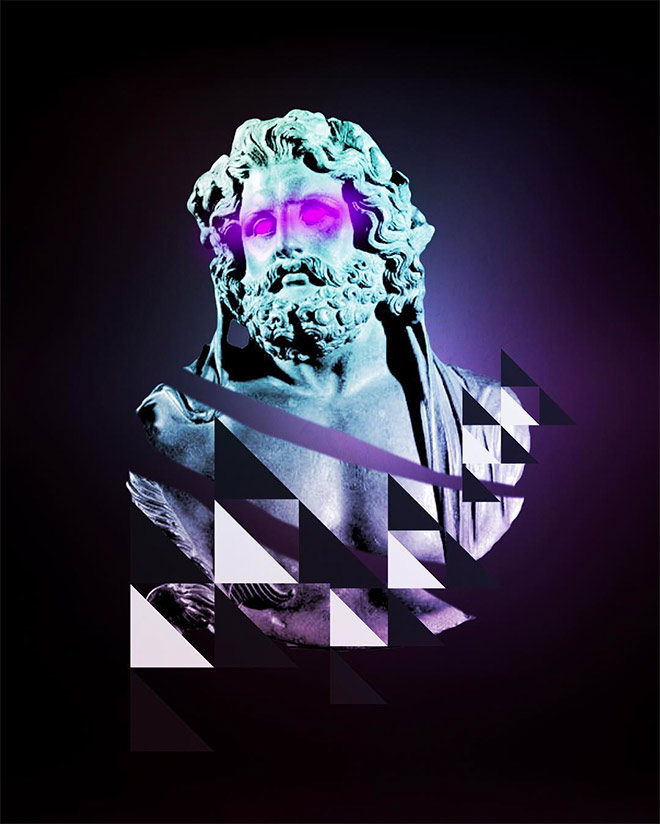 Vaporwave by Weidner Art