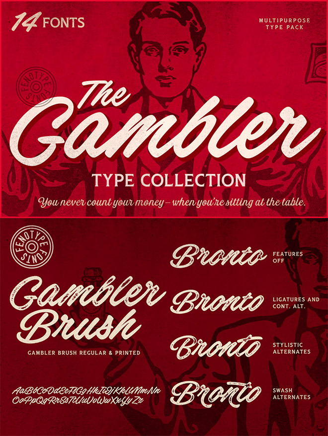 The Gambler Type Collection
