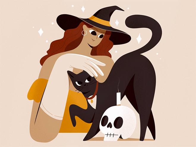 Witch by Darya Semenova