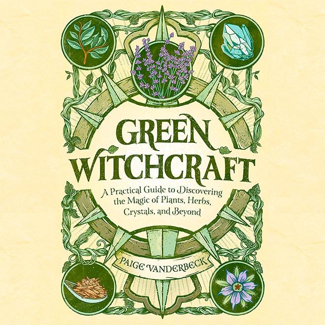 Green Witchcraft by MUTI