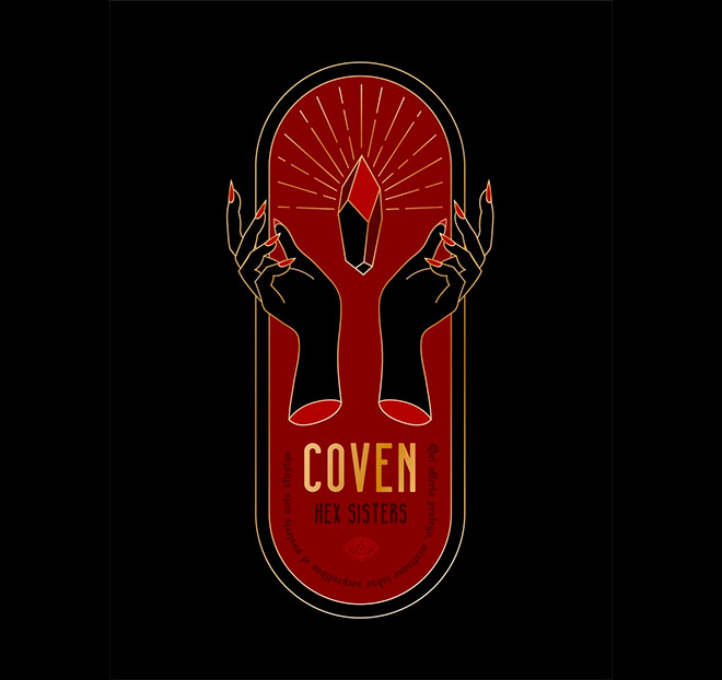 Coven Logo by Lillian Oeding