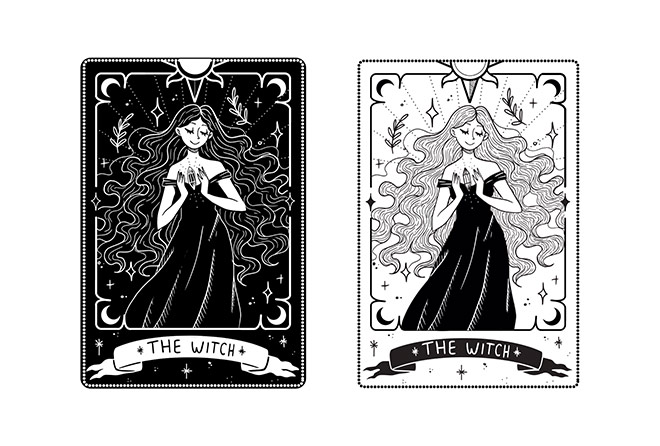 The Witch by Laura Arroz