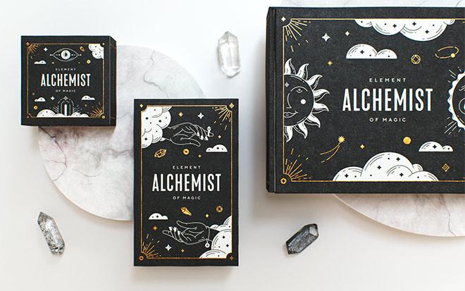 Alchemist by Openmint Studio