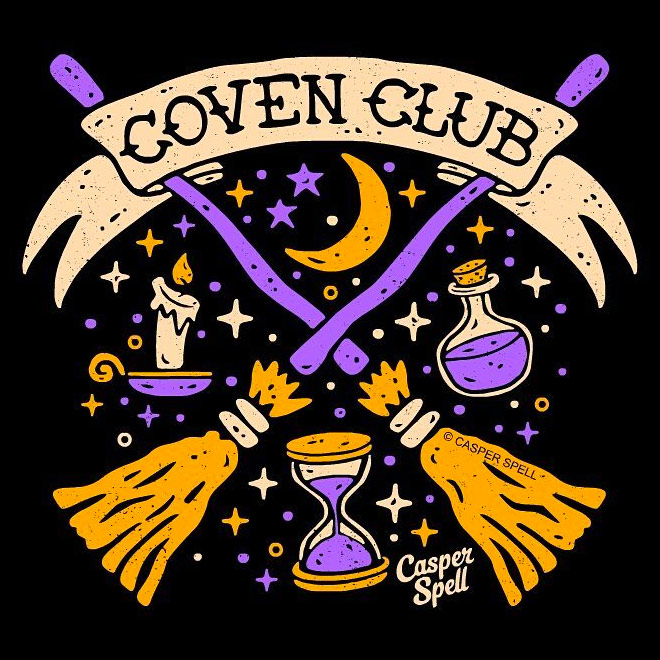 Coven Club by Casper Spell