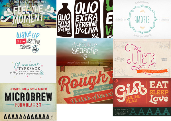 Monster Creative Fonts Bundle